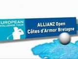 Résumé du 1er Tour de l'Allianz Open Côte d'Armor - Bretagne 2011