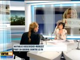 Invitée Ruth Elkrief : Nathalie Kosciusko-Morizet