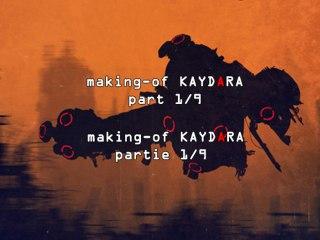 making-of  KAYDARA   the models 4/9
