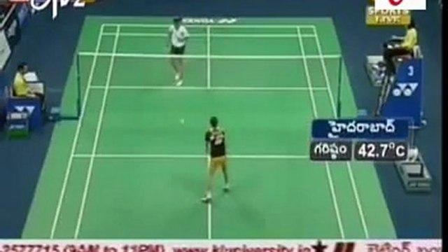 Badminton Asia: Saina Nehwal lone Indian to enter semi-finals