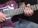 Avid Eleven Rack et une guitare Lâg (La Boite Noire)