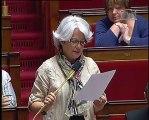 Gisèle Biémouret: intervention sur l'ouverture du mariage aux couples de même sexe.