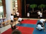 Gymnastik Ted Eskişehir koleji Engincan Kumaş