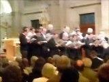Paris 2011 - Eglise Saint François Xavier : Nos prêtres chantent la Résurrection !