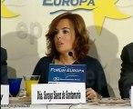 Soraya pide a sindicatos que reflexionen sobre la huelga