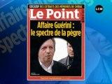 """Guérini porte plainte contre """"Le Point"""" (Marseille)"""