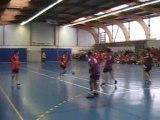 HBC Pays De Bröons - 2010-2011 - Match retour à Broons des barrages d'accesion à la Pré-nationale - Fin du match