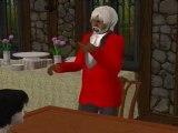 Pegstone- The New Kid (Sims 2  Machinima)