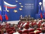 Rusya-AB Zirvesi'nde 'sebze-DTÖ' pazarlığı