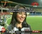 Chennai Rhinos vs. Mumbai Heroes - Chennai Rhinos Inning- Over 16