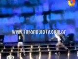 FarandulaTv.com.ar Baile de Jose Maria Muscari en el ritmo Cha cha cha. Bailando 2011