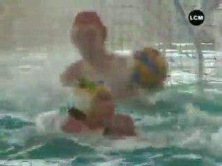 Water Polo demi Finale Elite CNM / Nice (14 - 8)