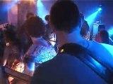 soirée cabaret du 20 décembre 2003 à la chapelle caro