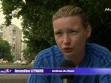 12/06 - Qualifs Mondial 2011 - La journée des Bleues avant Slovénie / France