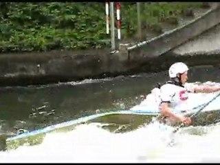 finale K1 Dame mondial de Descente Sprint 2011