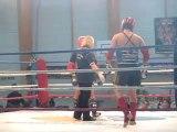 """Le Pouliguen, Club Cobra Thaï Boxing, 1er Gala Boxe Thaï, le11 Juin 2011, """" wikinews city"""" , pour : """" http://rencontres-sportives-lepouliguen.blogspot.com/ """" & """"  OMS le Pouliguen, vidéo n° 3637"""
