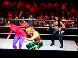 Night of Champions ~ Divas Championship ~ Manon vs Melina vs Beth Phoenix