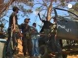 Se recrudece la batalla por Libia con varios frentes de...