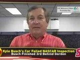 Gordon Wins 5th Race At Pocono