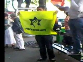 LDJ contre un Etat palestinien en Judée Samarie