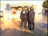 La Policía utiliza perros adiestrados contra el narcotráfico