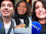 Casting Europe 1: portraits de candidats