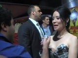 Hollywood Treatment chat to Lucy Liu at KUNG FU PANDA 2 Premiere