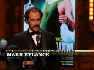 Mark Rylance - Best Actor - Tony Awards 2011