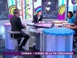 Bernard-Henri Lévy parle d'Althusser sur Canal + (1ère partie)