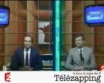 """Télézapping : Chirac et """"l'humour corrézien"""""""