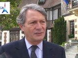 Sommet du G8 : «Les retombées économiques seront très importantes», estime le maire de Deauville