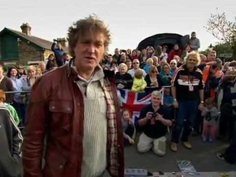 James May's Great Train Race 2011 - Toy Stories Revisited
