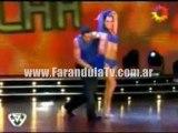 FarandulaTv.com.ar Baile de Tito Esperanza en el ritmo Cha cha cha en Bailando 2011