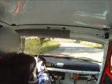 course de cote col saint pierre 2011 clio cup Rocher Kenny