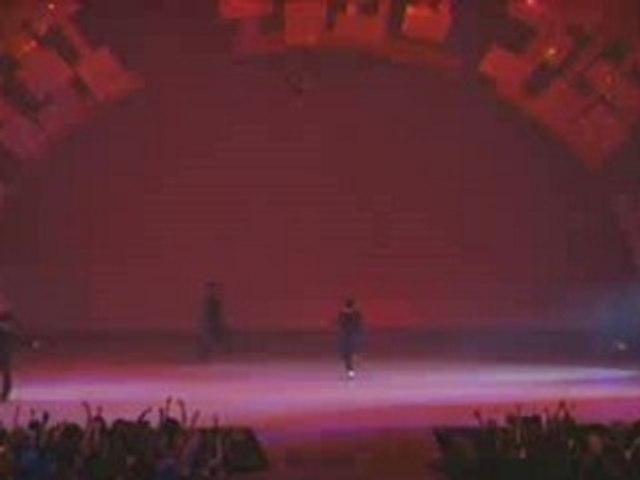 Michael Jackson -  Dangerous Live