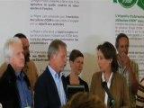Ségolène Royal défend José Bové et les faucheurs d'OGM