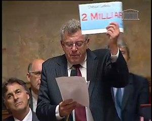 2 milliards de cadeau aux riches ! Christian Eckert aux #QAG (14/06/2011, Assemblée nationale)
