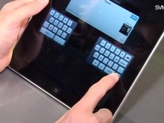 iOS 5 sur iPad