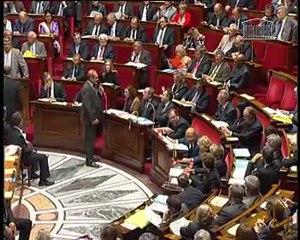 Question au Gouvernement Pascal Brindeau 14/06/2011