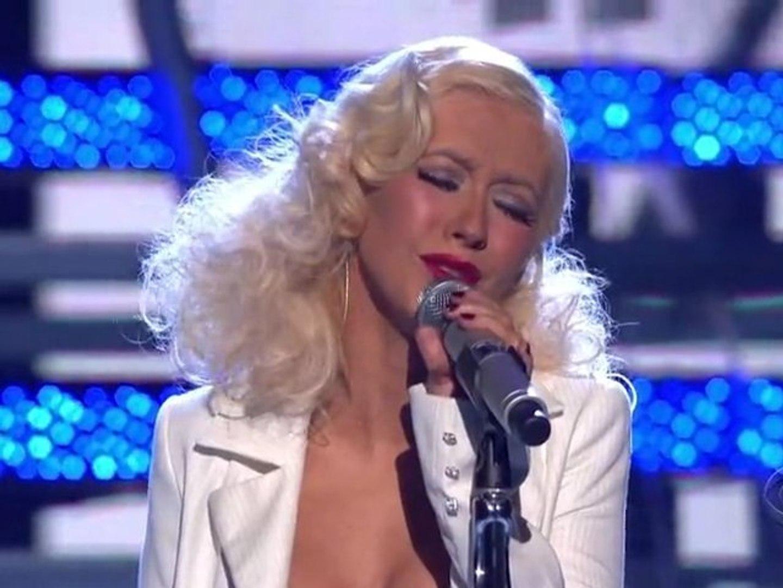 Christina Aguilera   it's a man's world HD Best Vocal Performance