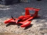 Hydroplane 3D Graupner Hydrofoam