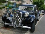 Tour de Bretagne des véhicules anciens 2011 - St-Nicolas-du-Pélem.wmv