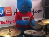 Buddy Amazing Drum Solo