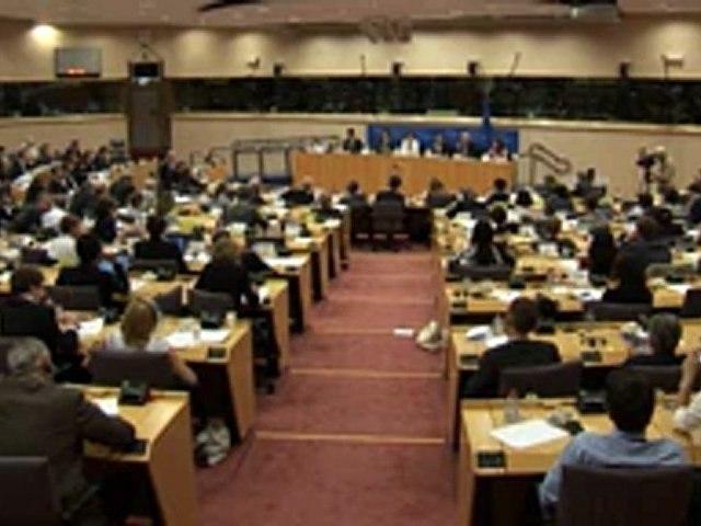 Nomination du nouveau président de la Banque Centrale Européenne