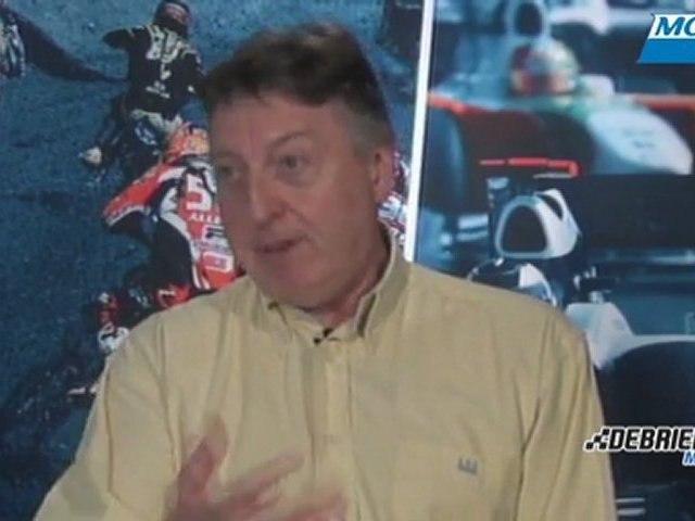 Debriefing Moto GP Grande-Bretagne 2011