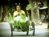 Formule verte ------ voiture à pédales