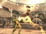 Mortal Kombat - Mortal Kombat - Liu Kang Gameplay ...