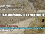 Qumrân, les Manuscrits de la Mer Morte (Radio Courtoisie, 18/05/2010 )