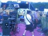gravity slaves, en concert, live, festival aucard de tours , 2011