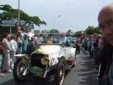 La Trinité sur mer - Tour de Bretagne 2011 des véhicules anciens part.3